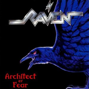 Raven - Architect of Fear cover art