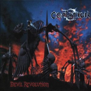 Coalition - Devil Revolution cover art