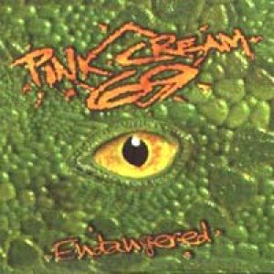 Pink Cream 69 - Endangered cover art