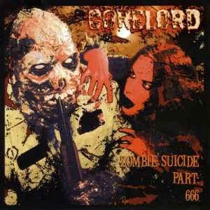 Gorelord - Zombie Suicide Part 666 cover art