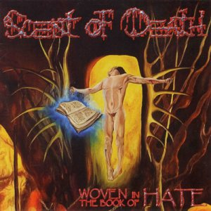 Scent Of Death - Woven in the Book of Hate cover art