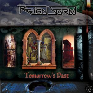 Reignstorm - Tomorrow's Past cover art