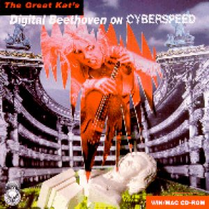 The Great Kat - Digital Beethoven on Cyberspeed cover art