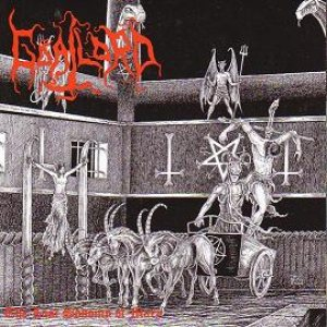 Goatlord - The Last Sodomy of Mary cover art