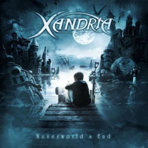 Xandria - Neverworld's End cover art