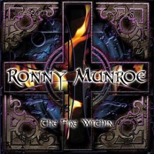 Ronny Munroe - The Fire Within cover art