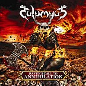Talamyus - Raven's Call to Annihilation cover art