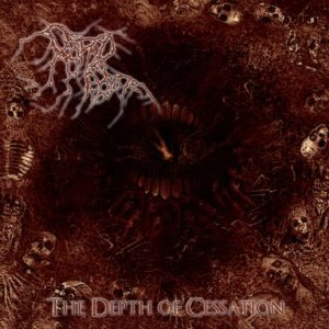 Rotted Rebirth - The Depth of Cessation cover art