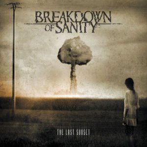 Breakdown of Sanity - The Last Sunset cover art
