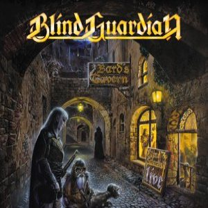 Blind Guardian - Live cover art