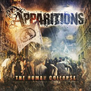 Apparitions - The Human Collapse cover art