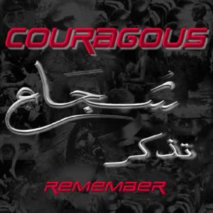 Courageous - Remember cover art