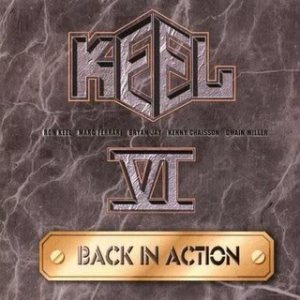 Keel - Keel VI: Back in Action cover art