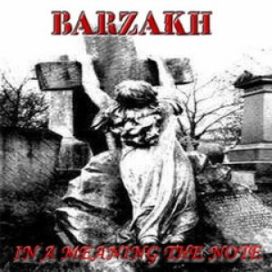 Barzakh - In a Meaning the Note cover art