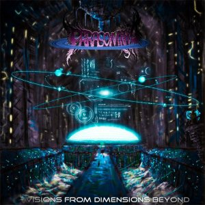 Parasomnia - Visions from Dimensions Beyond cover art