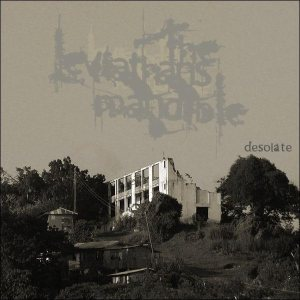 The Leviathan's Mandible - Desolate cover art