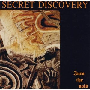 Secret Discovery - Into the Void cover art