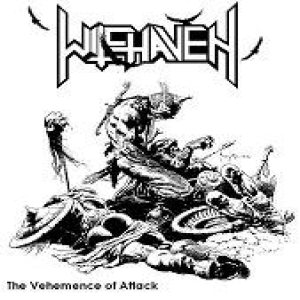 Witchaven - The Vehemence of Attack cover art