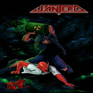Santera - Thrash Metal cover art