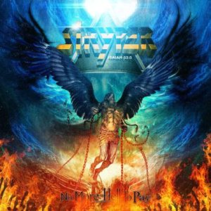 Stryper - No More Hell to Pay cover art