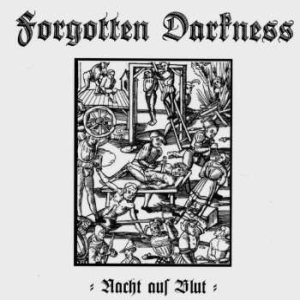 Forgotten Darkness - Nacht aus Blut cover art