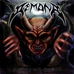 Demona - Speaking with the Devil cover art