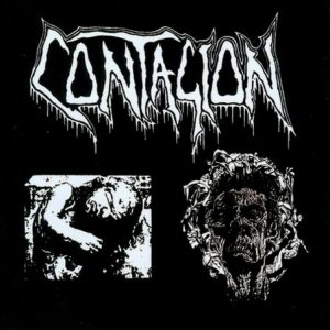Contagion - Contagion cover art