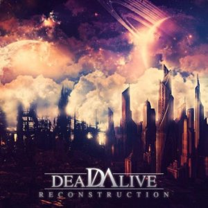 DeadAlive - Reconstruction cover art