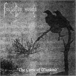 Forgotten Woods - The Curse of Mankind cover art