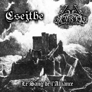 Csejthe - Le sang de l'alliance cover art