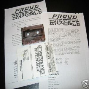 Proud Existence - Deliver or Kill cover art