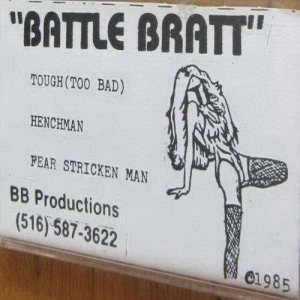 Battle Bratt - Demo 1984 cover art