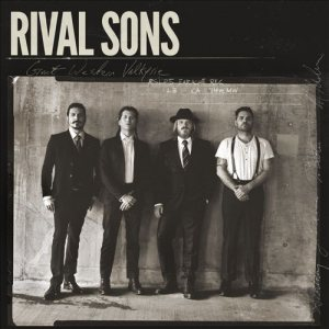 Rival Sons - Great Western Valkyrie cover art