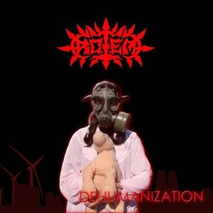Rotem - Dehumanization cover art