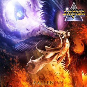 Stryper - Fallen cover art