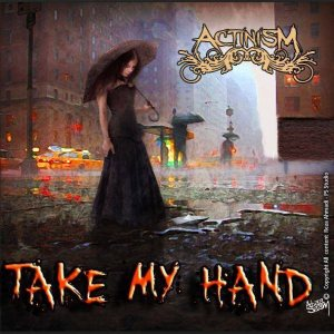 ActinisM - Take My Hand cover art