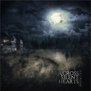 Across Silent Hearts - Moonlight cover art