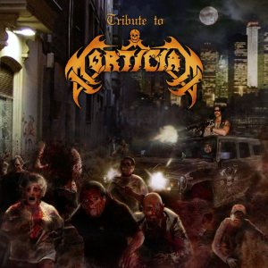 Various Artists - Tribute to Mortician cover art