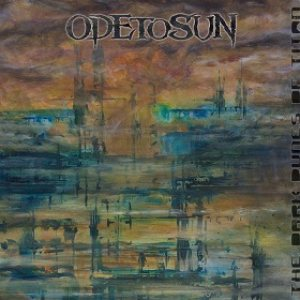 Odetosun - The Dark Dunes of Titan cover art
