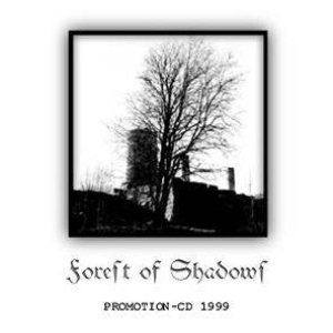 Forest Of Shadows - Promotion CD cover art