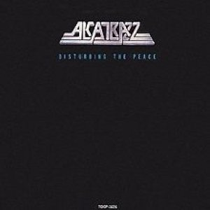 Alcatrazz - Disturbing the Peace cover art