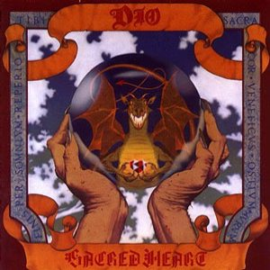 Dio - Sacred Heart cover art