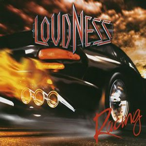 Loudness - Racing cover art