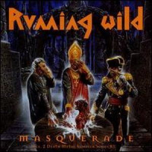 Running Wild - Masquerade cover art