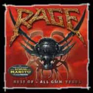 Rage - Best of Rage - All G.U.N. Years cover art