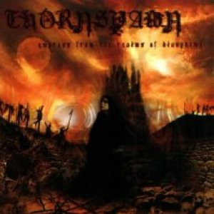Thornspawn - Empress From the Realms of Blasphemy cover art