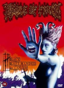 Cradle of Filth - Heavy Left-Handed and Candid cover art
