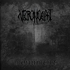 Necronoclast - Monument cover art