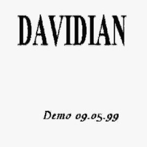 Davidian - demo 99 cover art