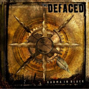 The Defaced - Karma in Black cover art